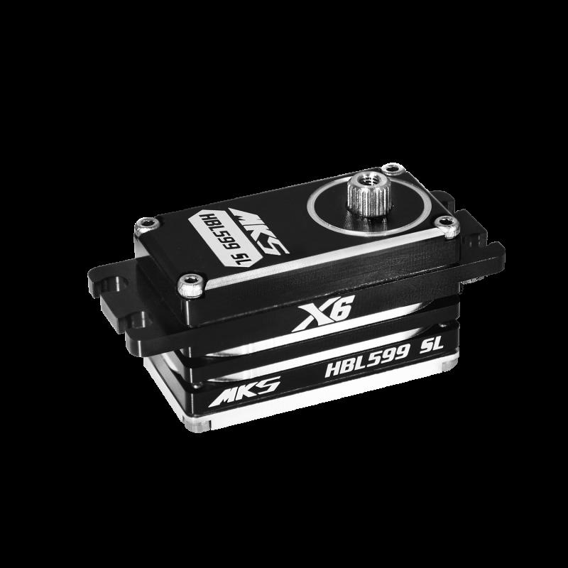 HBL599SL (0.09 sec/60° - 319.4 oz/in @7.4V)