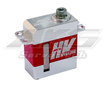 HV6125E (0.05 sec/60° - 3.5 kg-cm (48.61 oz/in) @8.2V)