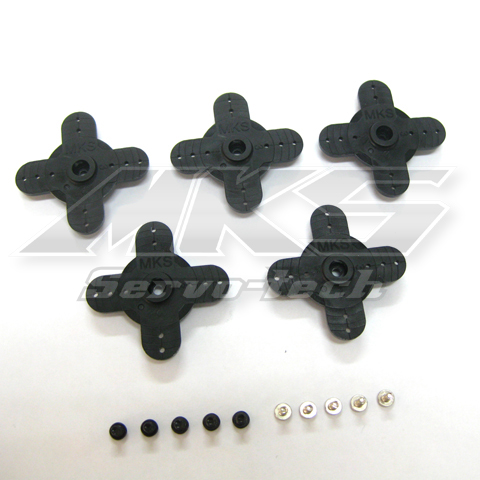 MKS STD Middle Servo Horn Set