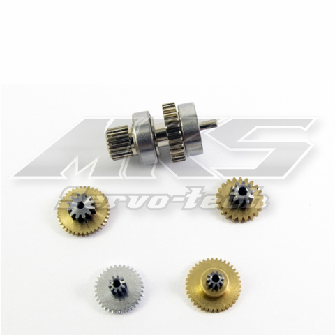 HBL6625/6625mini Gear set