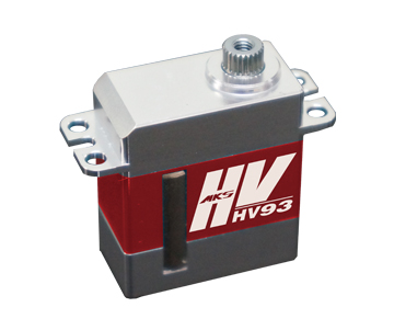 HV93 (0.05 sec/60° - 44.44 oz/in @ 8.2V)