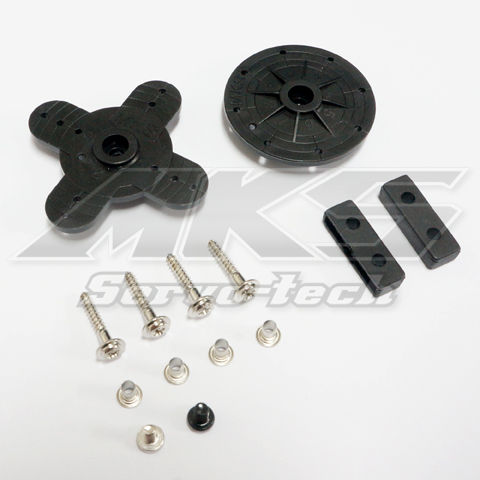 MKS STD Servo Horn Set