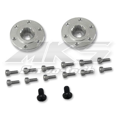 MKS X8 Hub Set